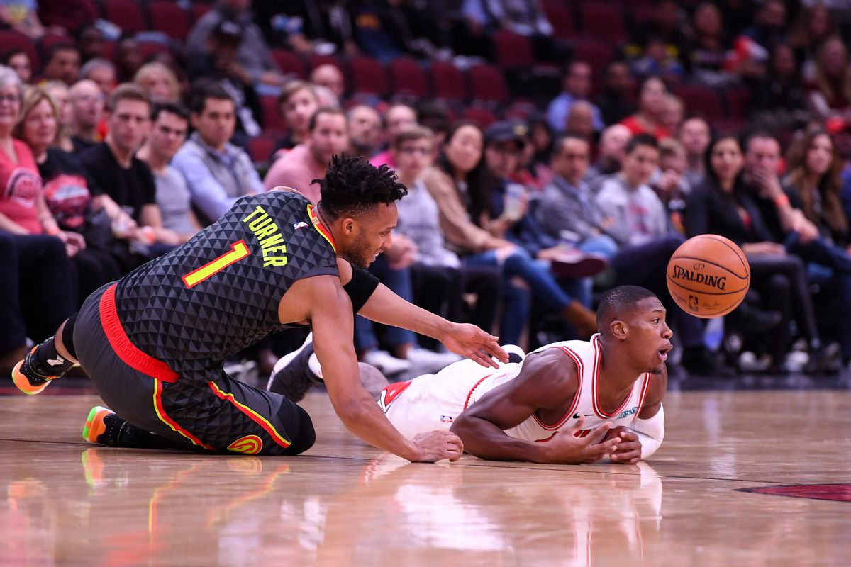 Hawks sink to loss to Bulls to conclude preseason