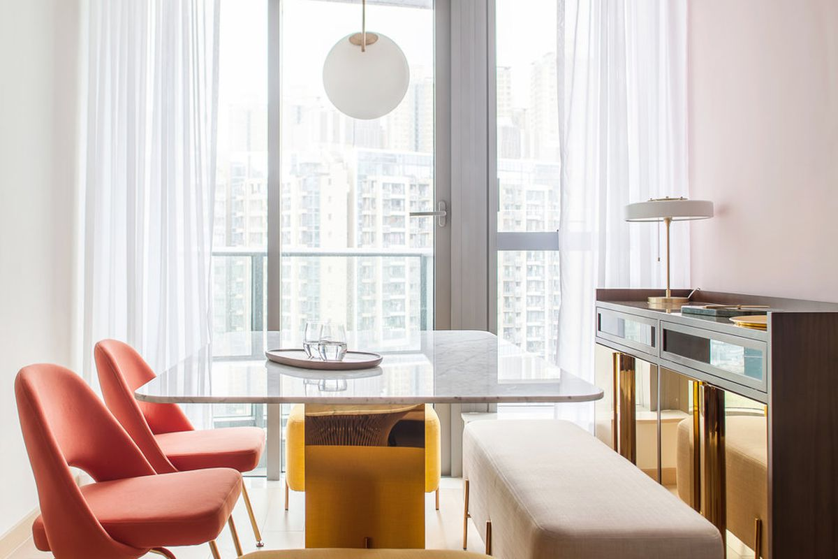Is this the most instagrammable small apartment ever