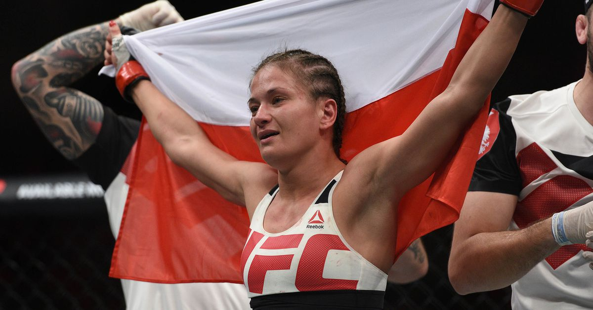UFC Fight Night 118 results from last night: Karolina Kowalkiewicz vs Jodie Esquibel fight recap