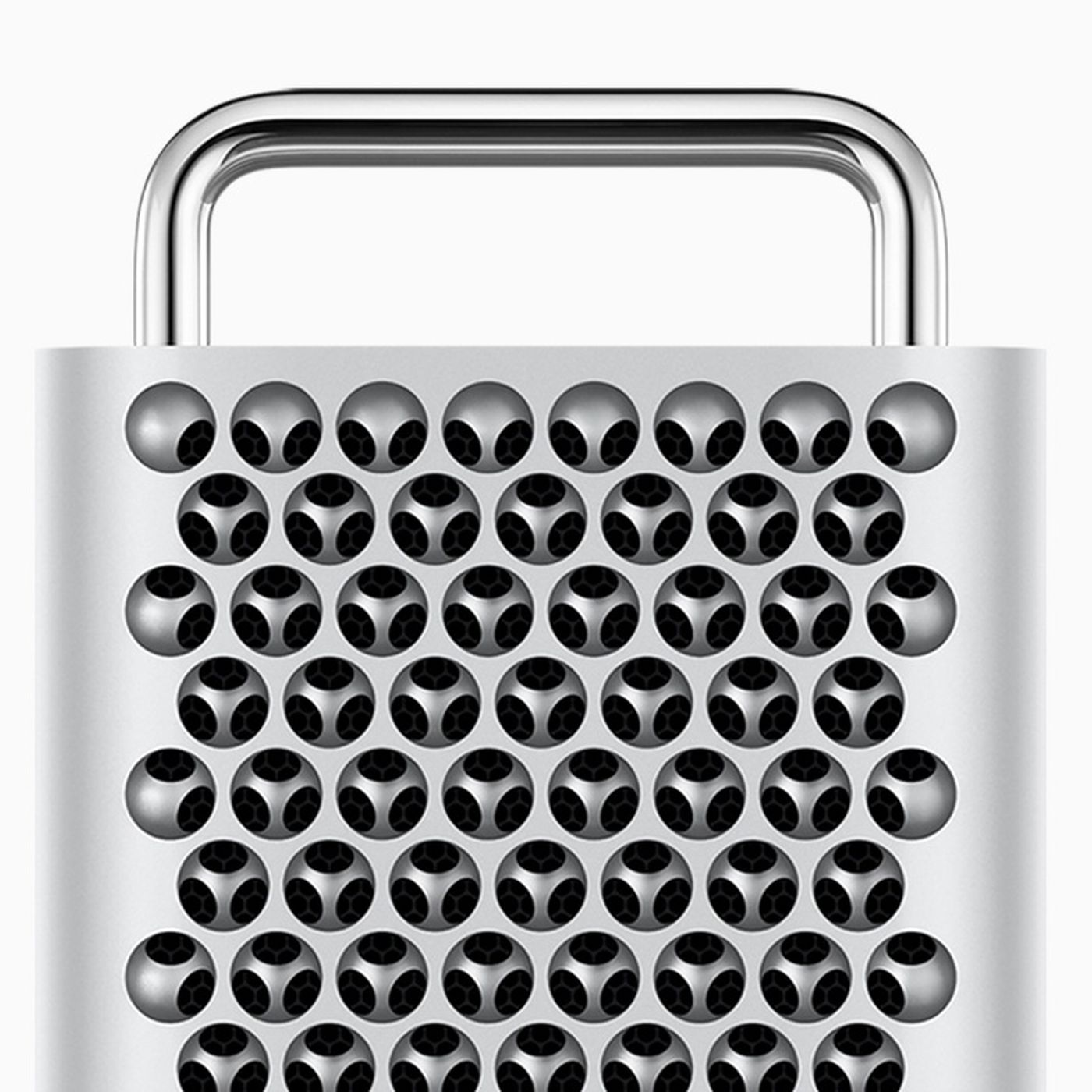 Apple is back to cheese graters because it's hard to upgrade