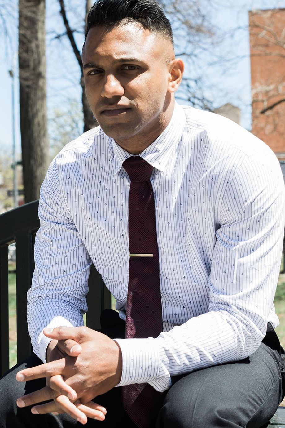 Democratic Socialists of America member Shaniyat Chowdhury is running for Congress against incumbent Rep. Gregory Meeks.