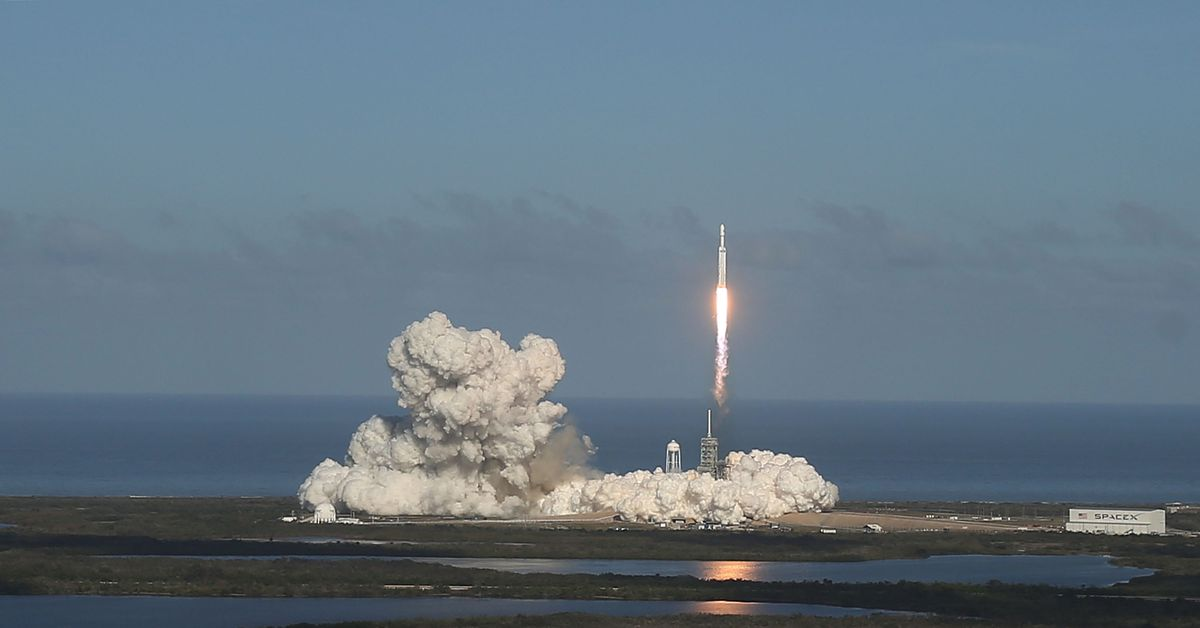 photo image How to watch SpaceX launch NASA's planet-hunting satellite into orbit today