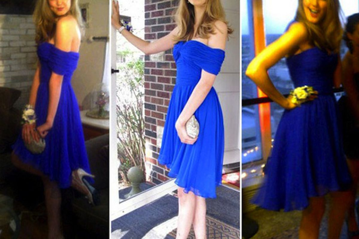 "Lindsey Wixon in Jason Wu via <a href=""http://www.stylecaster.com/fashion/12404/check-out-lindsey-wixsons-jason-wu-prom-dress"">Stylecaster</a>"
