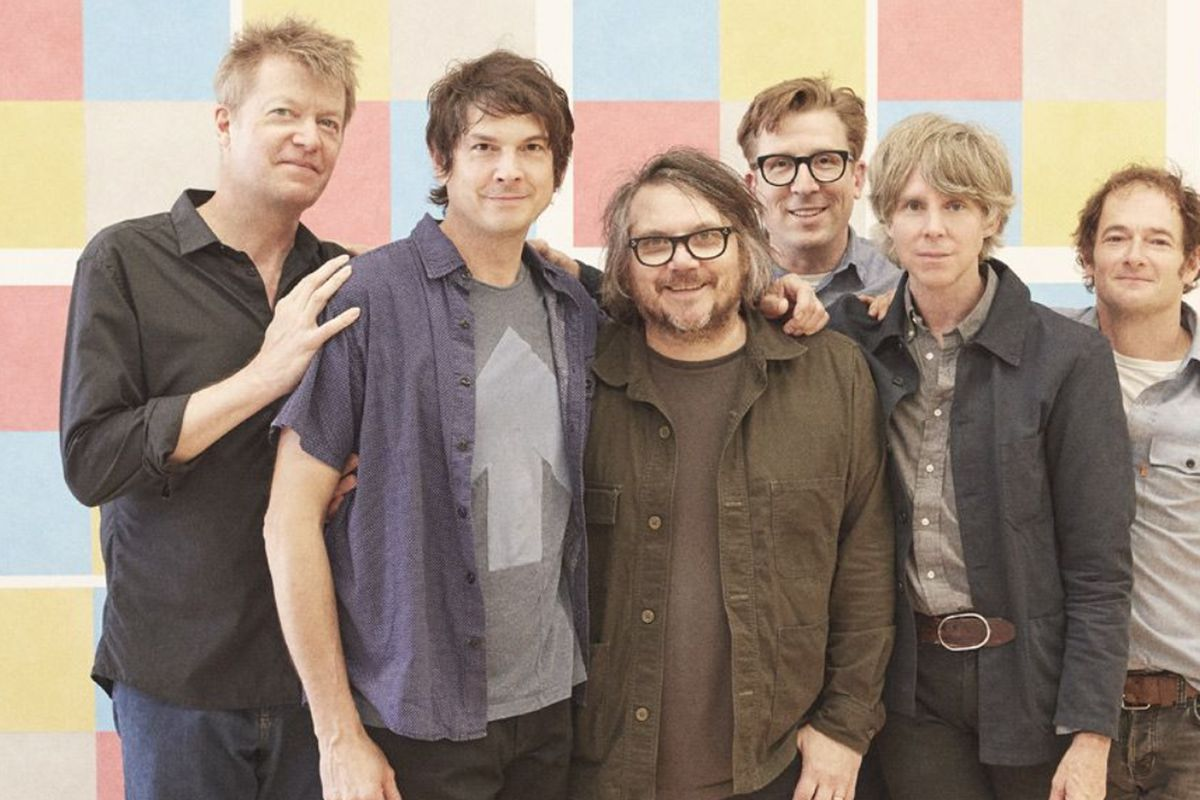 Wilco's 'Ode to Joy' delivers under a pulsing beat, with a love letter to Chicago, its home
