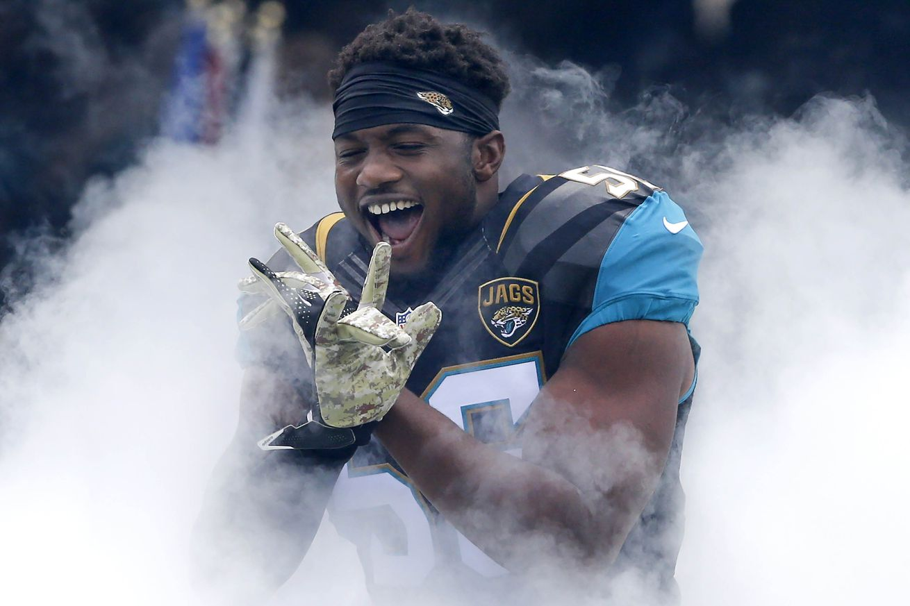 Dante Fowler Jr. should move to strong-side linebacker