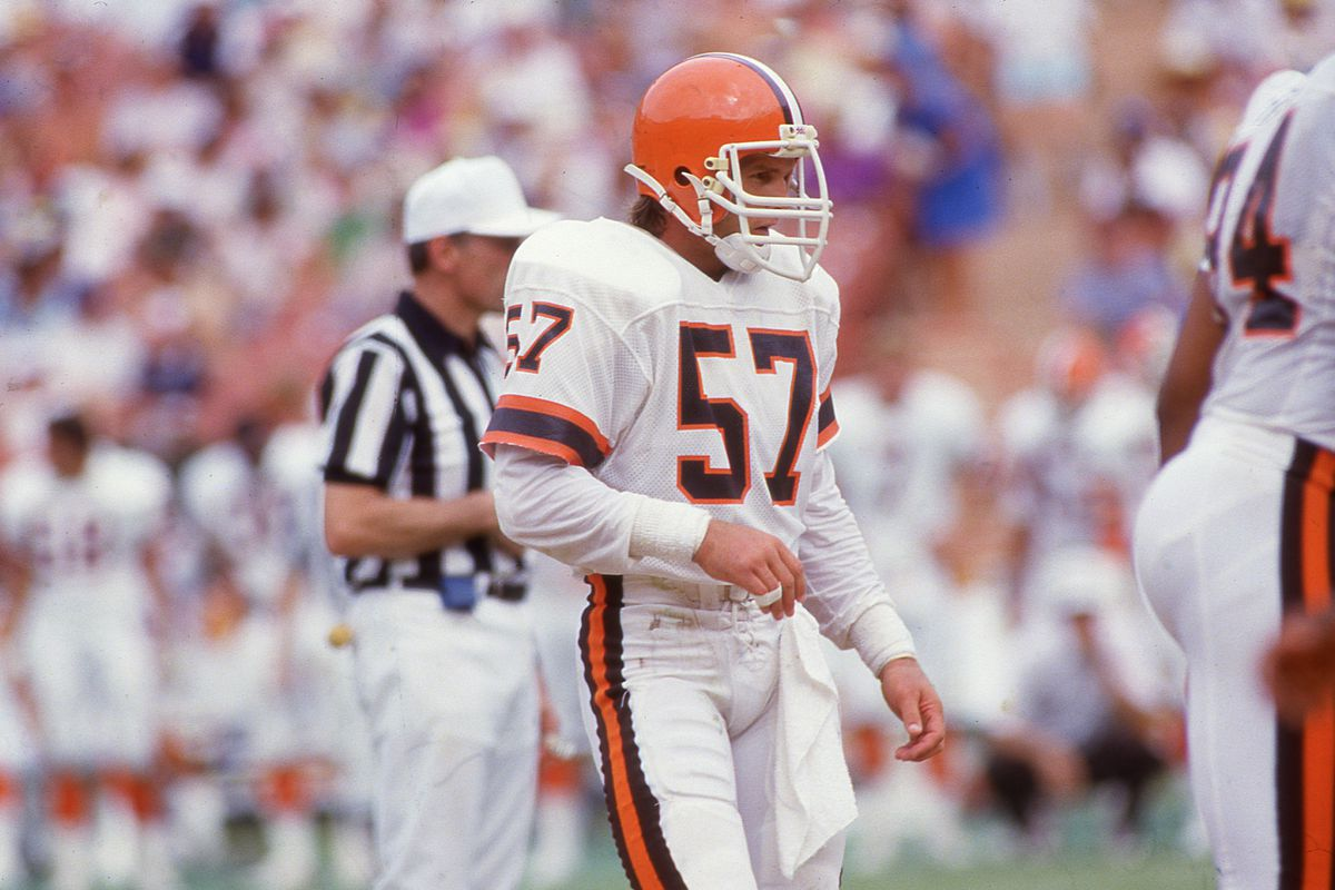 new arrival 570cb f93b8 Cleveland Browns to induct Clay Matthew into team's Ring of ...