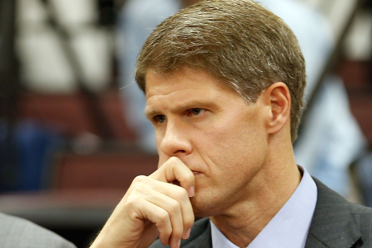 Clark Hunt, chairman and team owner of the Kansas City Chiefs