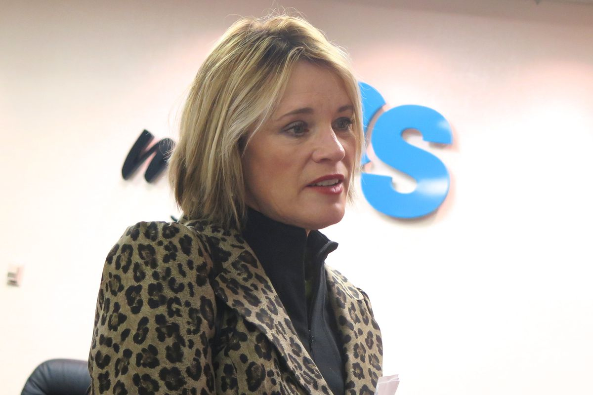 Mary Ann Sullivan was unanimously elected president of the IPS board.