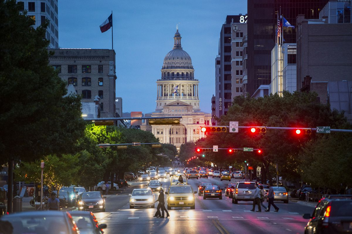 General Views Of The Texas Capital As The City Expands