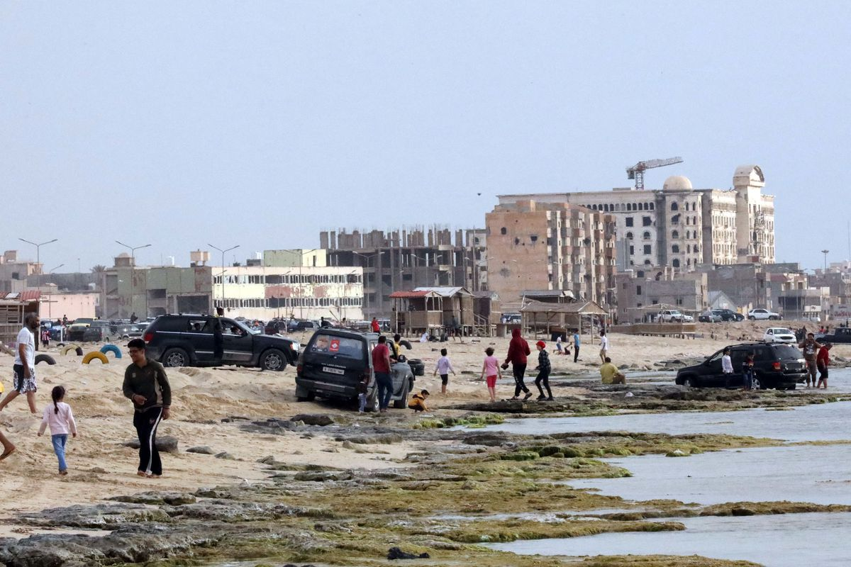 LIBYA-DAILY LIFE