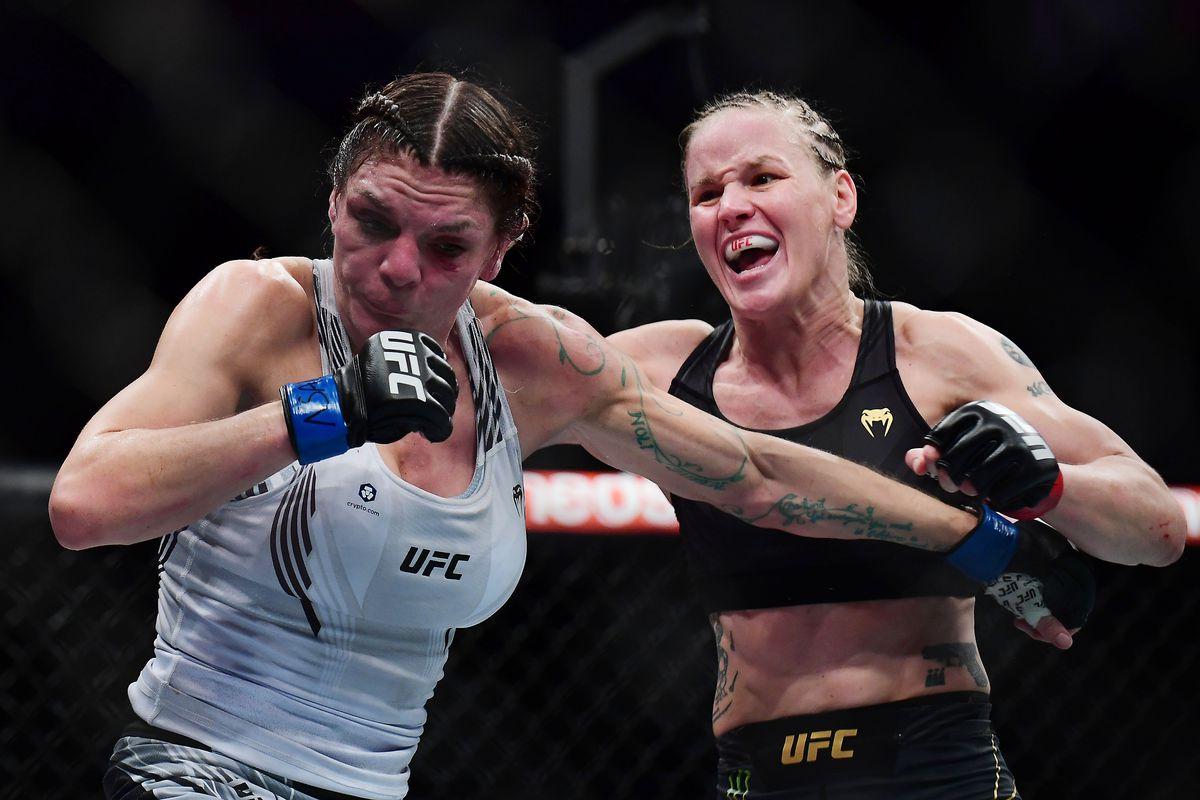 MMA: UFC 266-Shevchenko vs Murphy