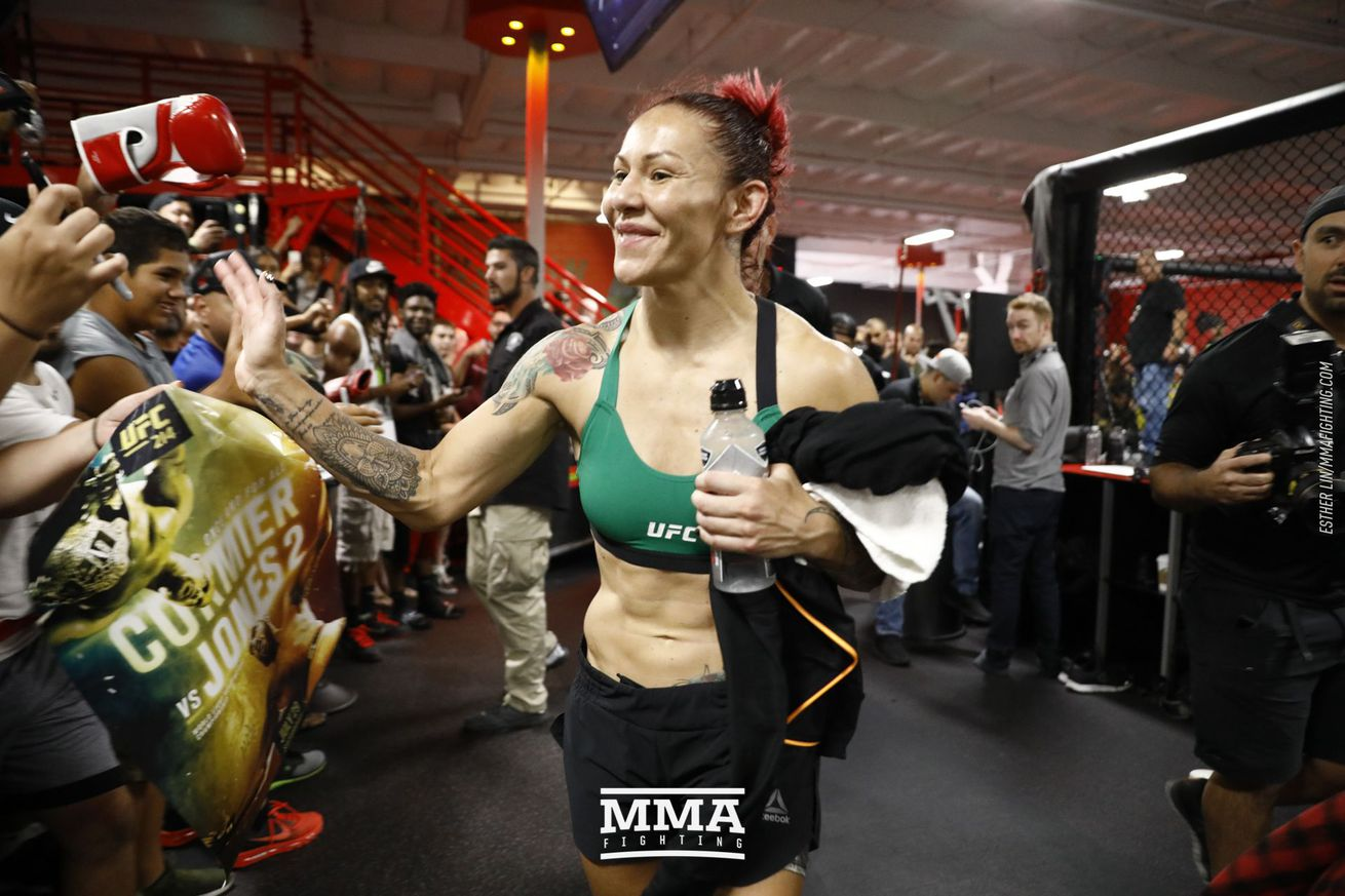 community news, Cris Cyborg doesn't think Ronda Rousey beef was personal, willing to talk to her