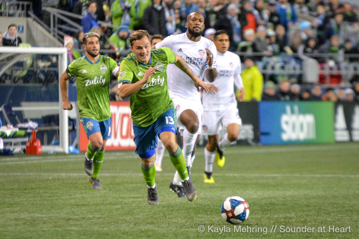 f9febc16aae Jordan Morris wins MLS Player of the Week - Sounder At Heart