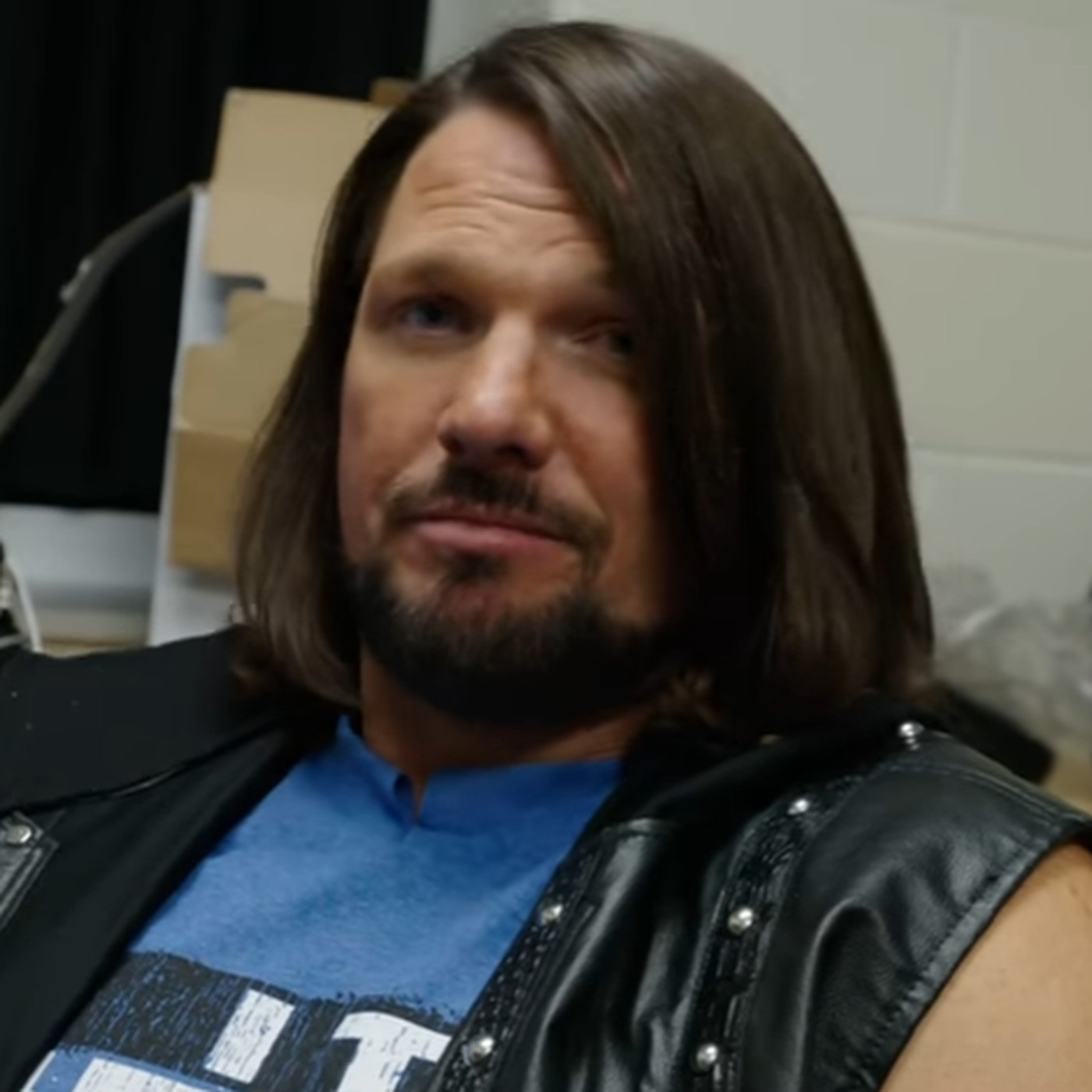 AJ Styles Relives His WWE Debut At Royal Rumble 2016 Cageside Seats