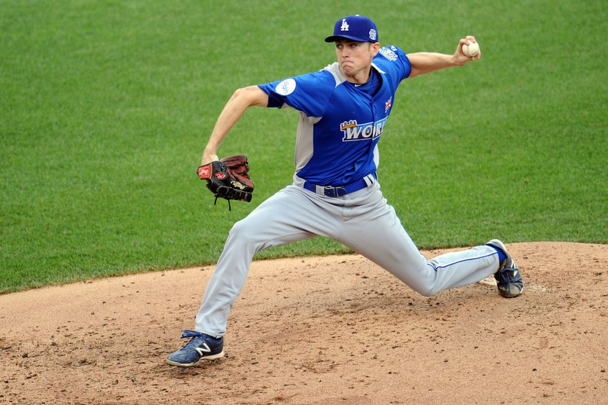 Chris Reed was great for the Lookouts on Sunday
