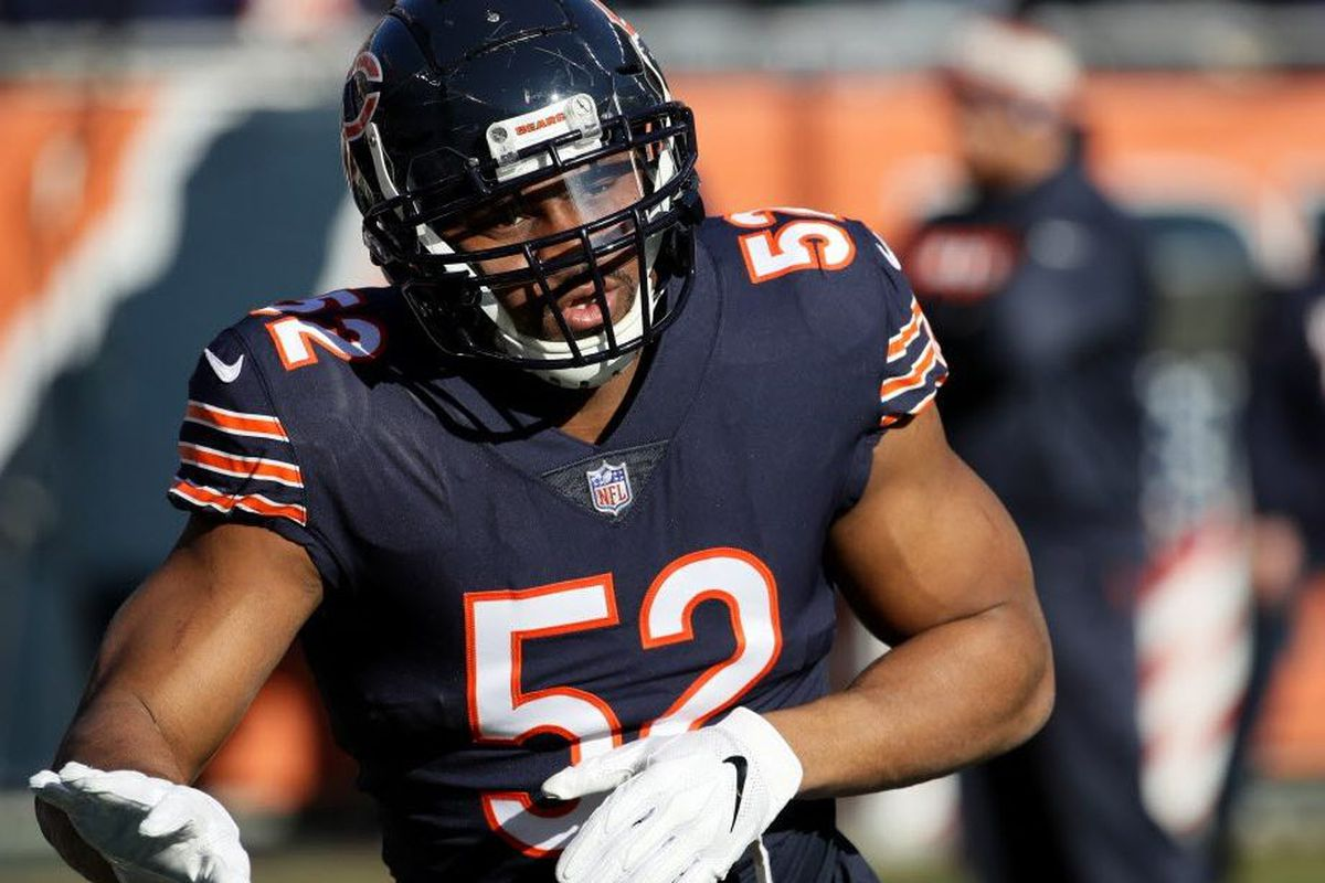 size 40 7f133 871be Five Bears named to Pro Bowl - Chicago Sun-Times