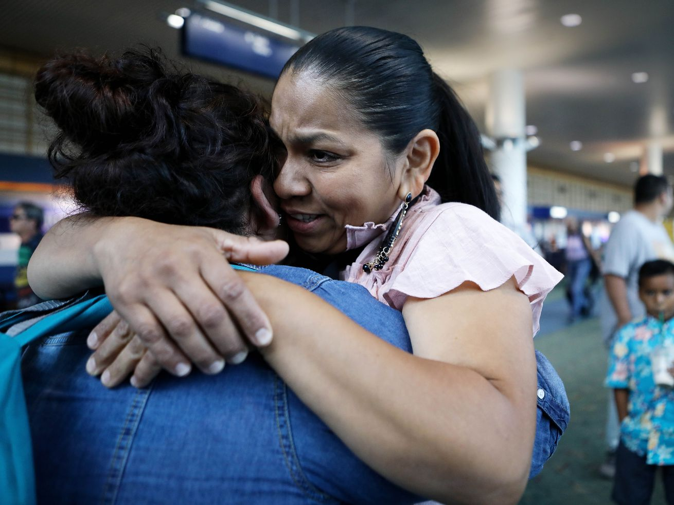 While some immigrants are able to reunite with their families in the US, unauthorized-immigrant relatives seeking custody of children who arrived in the US unaccompanied risk identification, arrest, and possibly deportation.