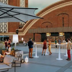 When Offshore opens this month, it will be the largest rooftop in the country.   Provided