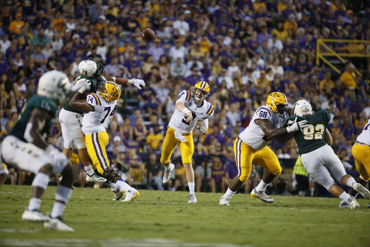 Lsu Vs Louisiana Tech Live Stream Time Tv Channel Pick