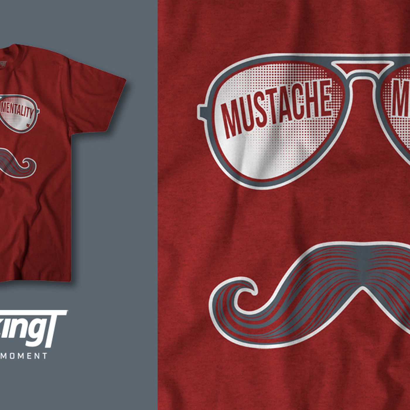 78e86218 Last chance to get your 'Mustache Mentality' and GameDay shirts! -  CougCenter