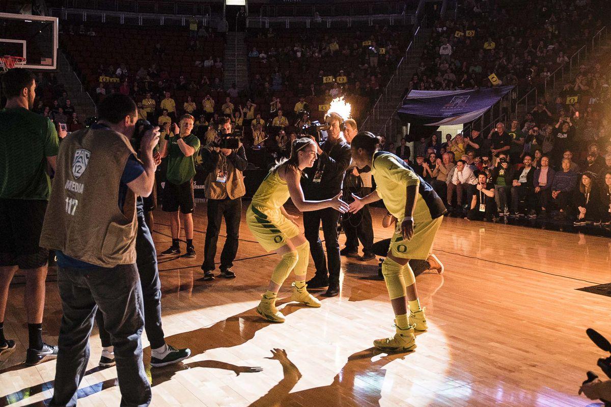Oregon Women's Basketball Earns 2 Seed - Addicted To Quack