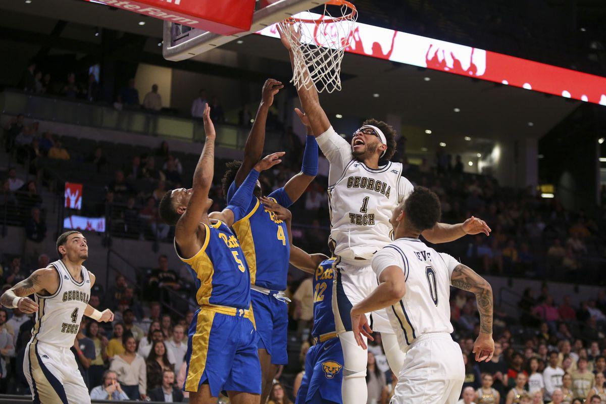 NCAA Basketball: Pittsburgh at Georgia Tech