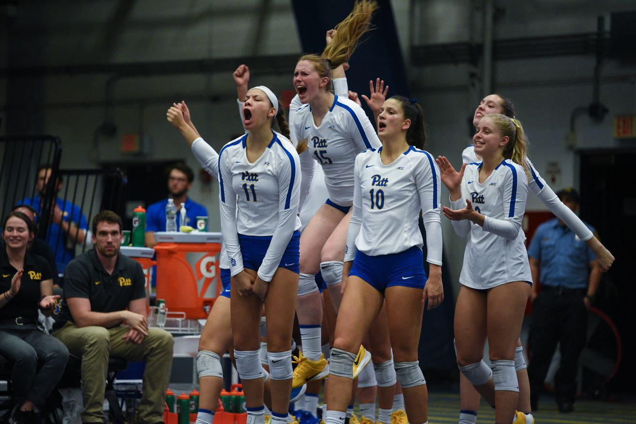 No. 3 Pitt volleyball defeats Boston College in straight sets to move to 17-1