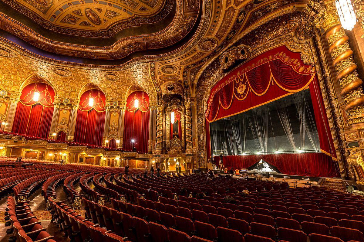 Kings Theatre In Brooklyn New York
