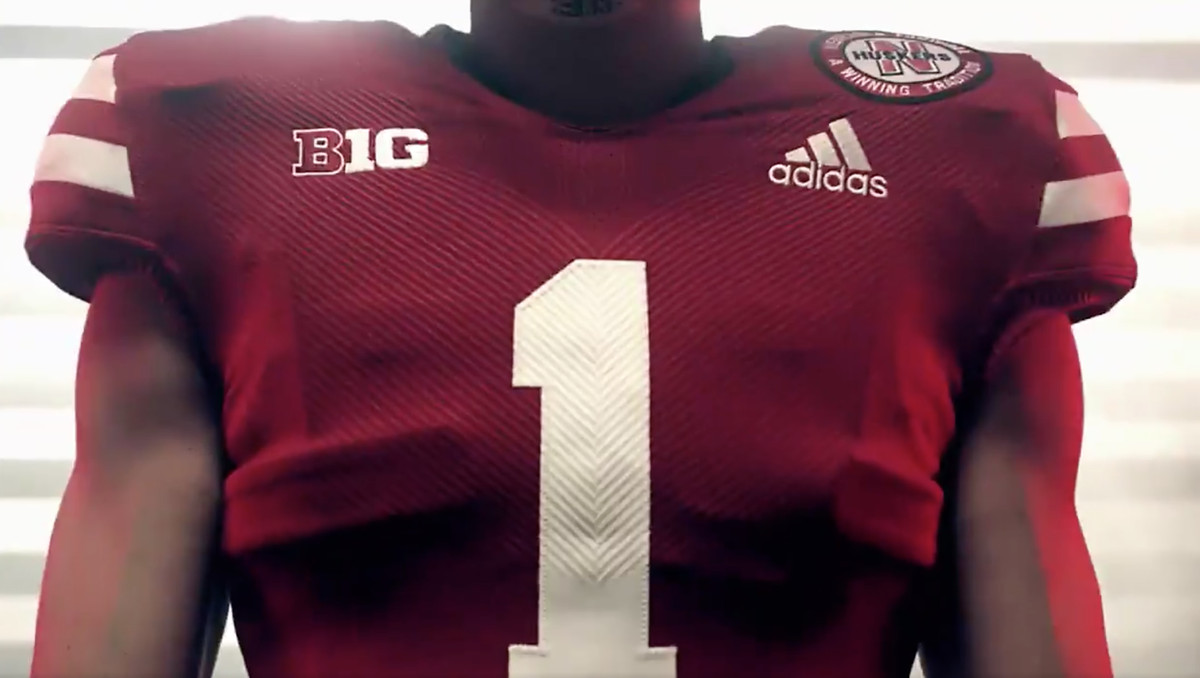 e9610ca25874 New Adidas college football jerseys mostly ditching that weird ...