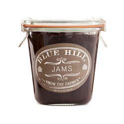 """<b>Blue Hill</b> Jam, <a href=""""http://www.bluehillfarm.com/catalog/node/525"""">$14</a>"""