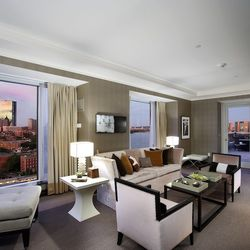 Inside the Ebersol Presidential Suite