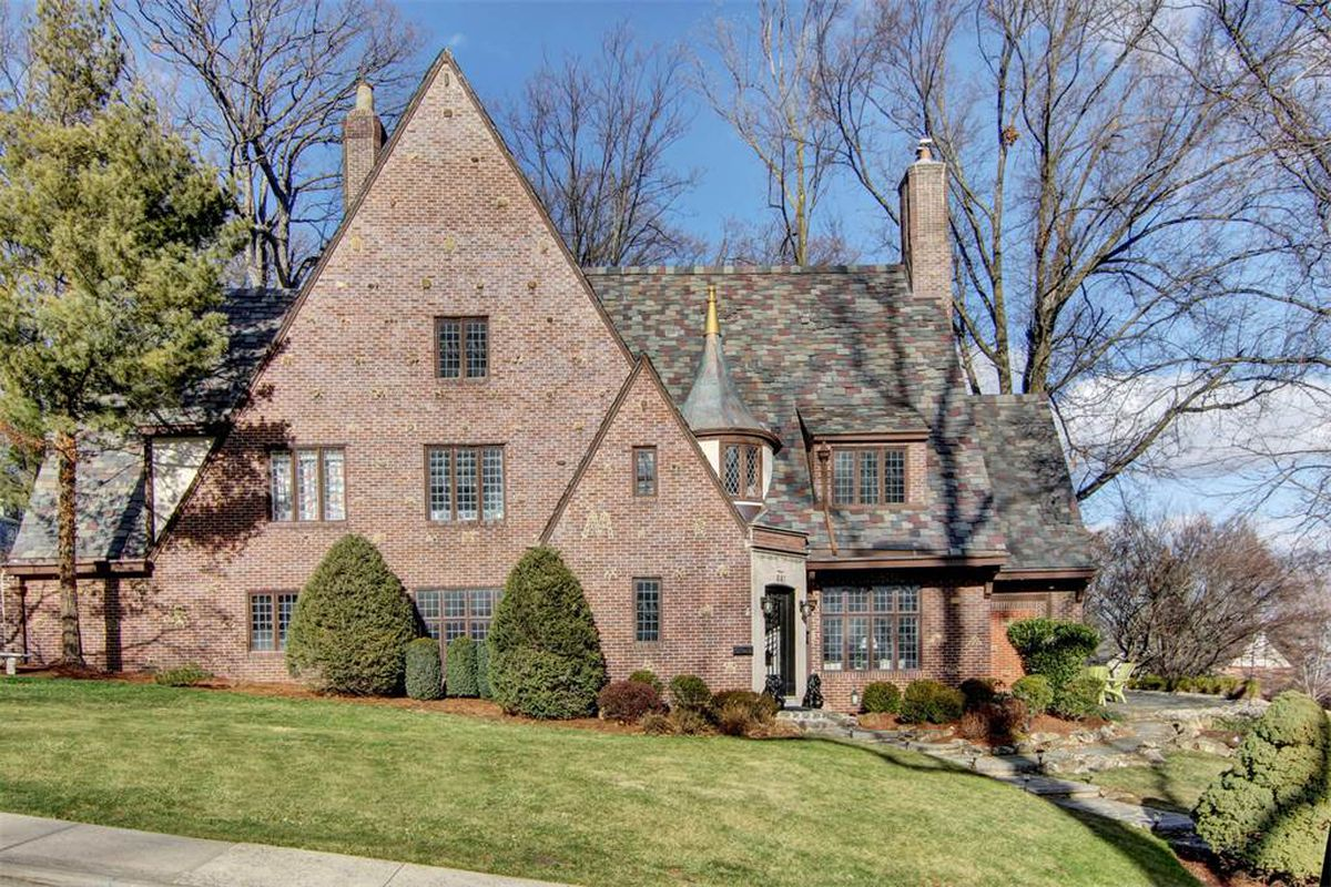Tudor home in New Jersey