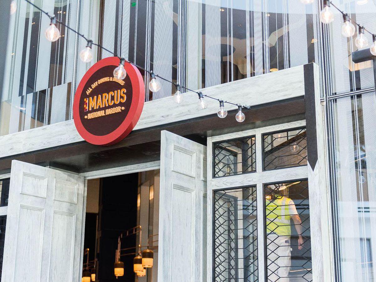 Marcus Samuelsson's restaurant at MGM National Harbor