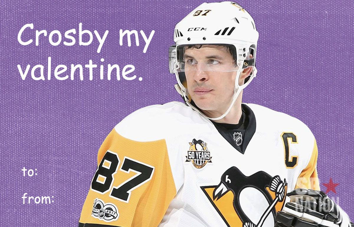 send these hockey valentine s day cards to your loved ones