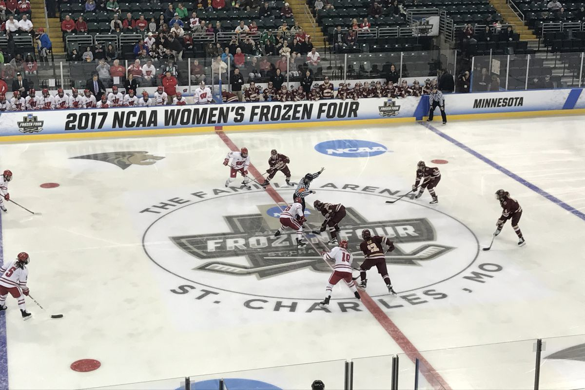 2019 2022 Women S Frozen Four Sites Announced All Four In The East