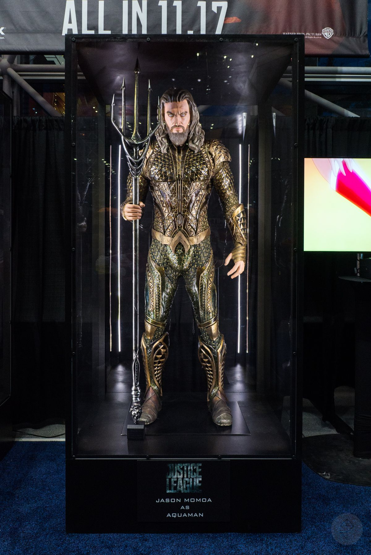 The Justice League Costumes Look Great In Person At Nycc Polygon
