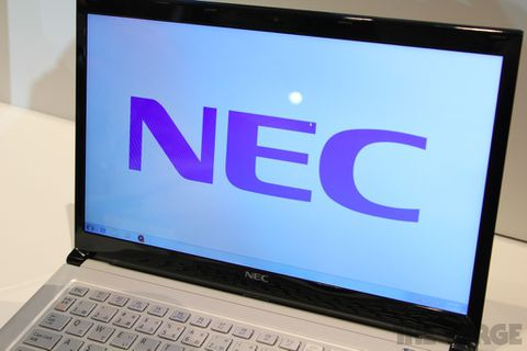 NEC LaVie Z hands-on: an unbelievably light 13 3-inch