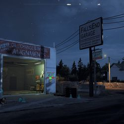 Far Cry 5 Falls End silver bars