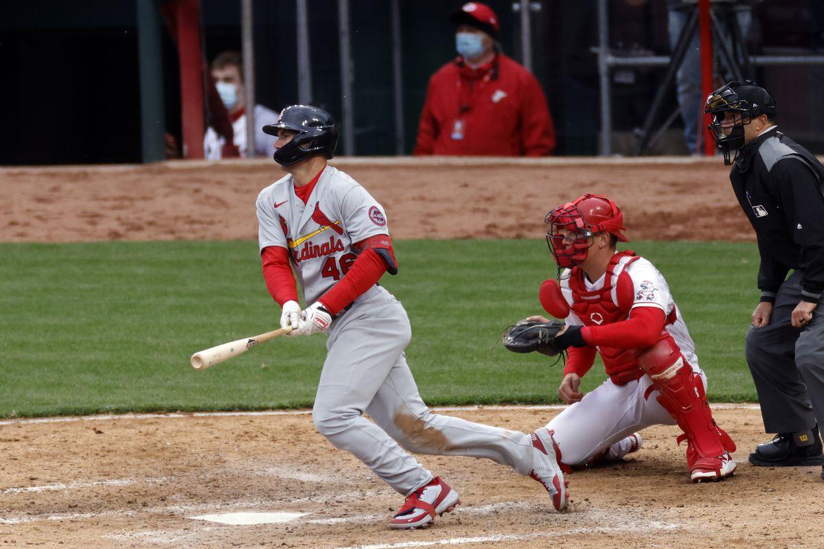 St. Louis Cardinals v. Cincinnati Reds