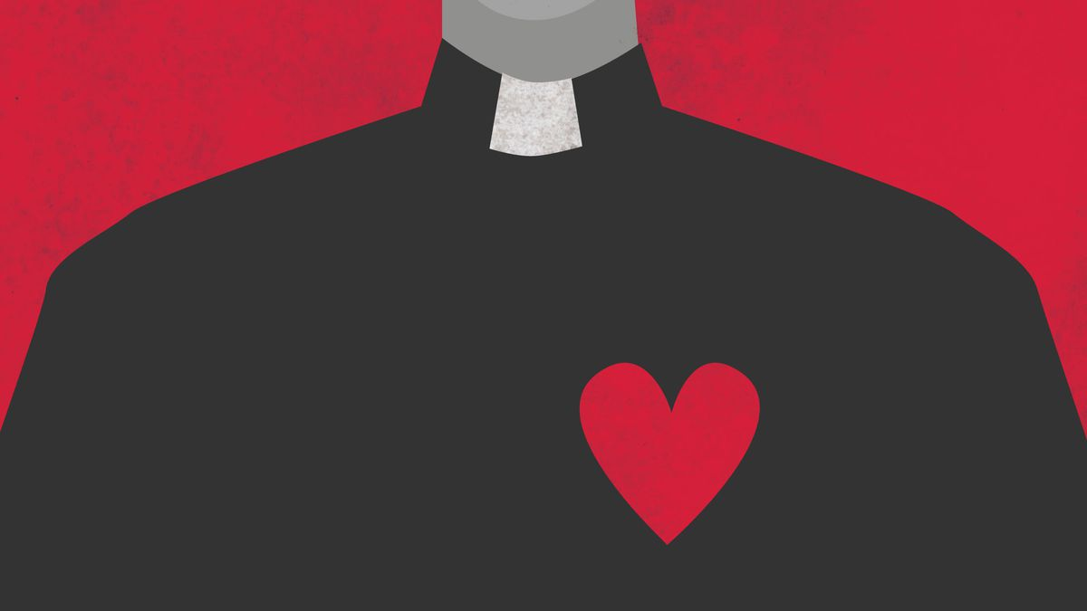 I've spent 30 years counseling priests who fall in love  Here's what