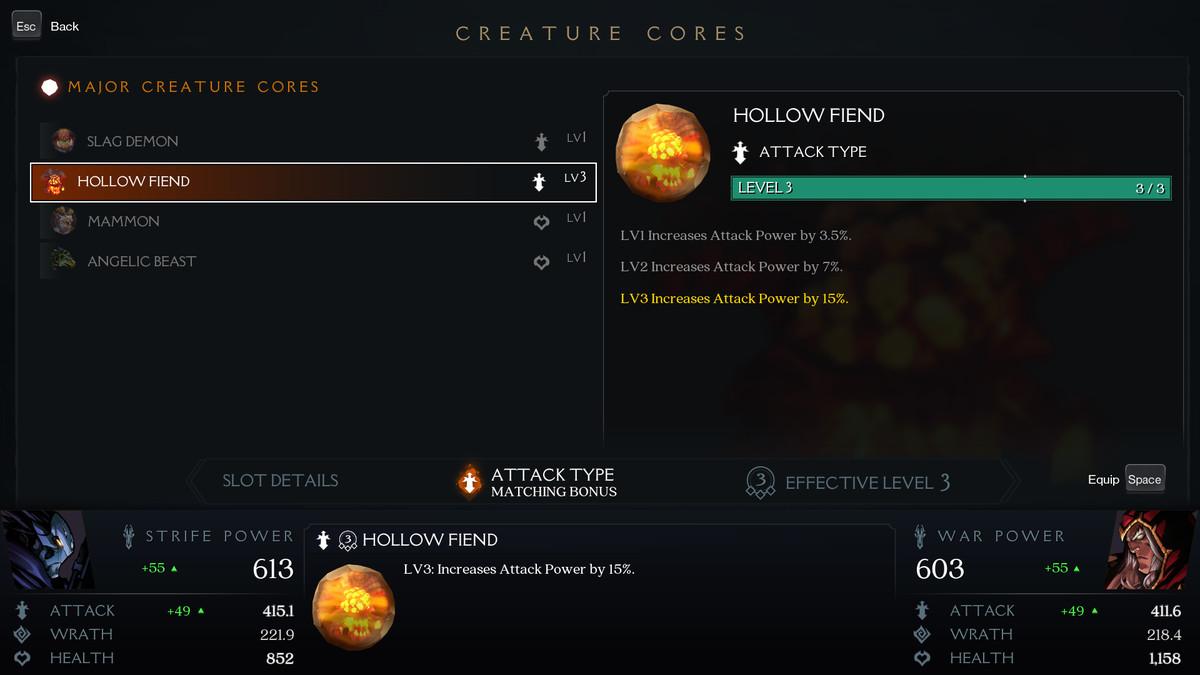 Darksiders Genesis Creature Core