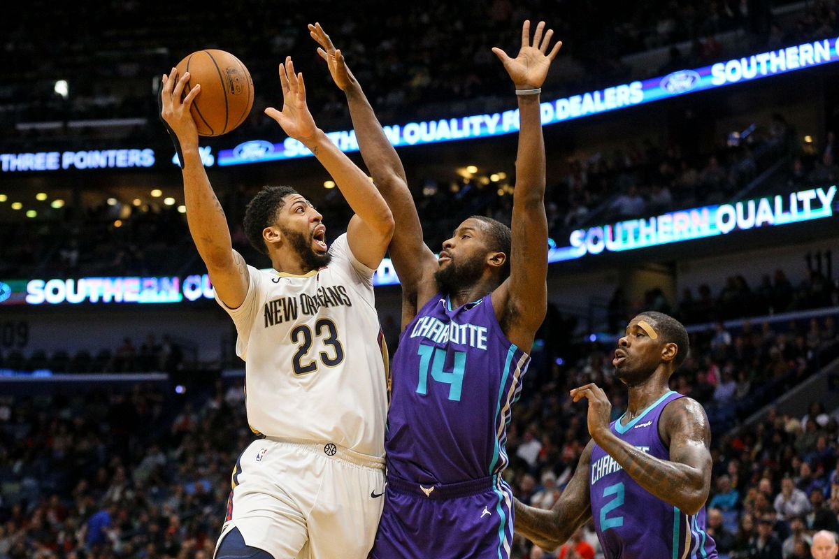 Charlotte Hornets Vs New Orleans Pelicans Game Thread At The Hive