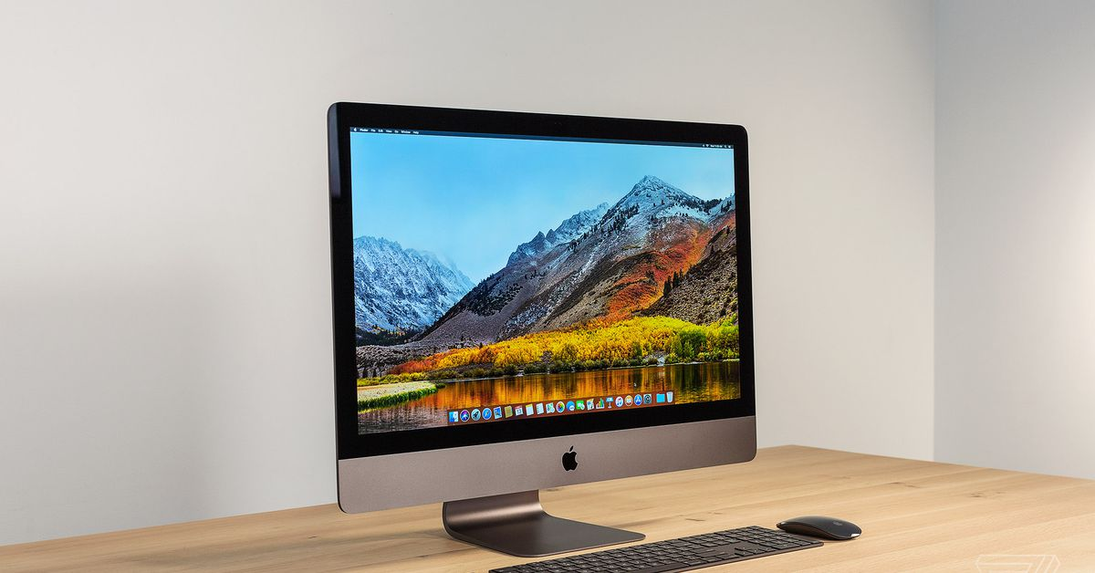 Apple will let you add 256GB of RAM to an iMac Pro for $5,200