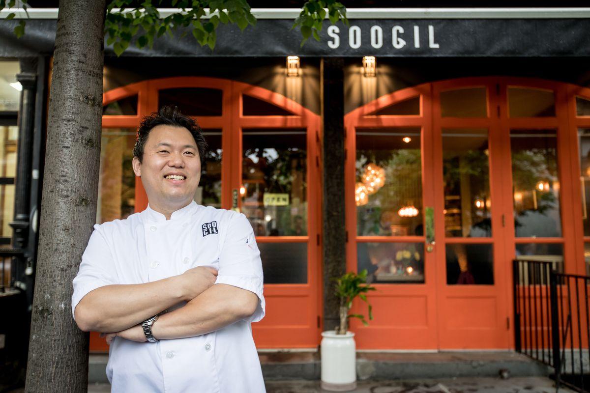 Chef Soogil Lim