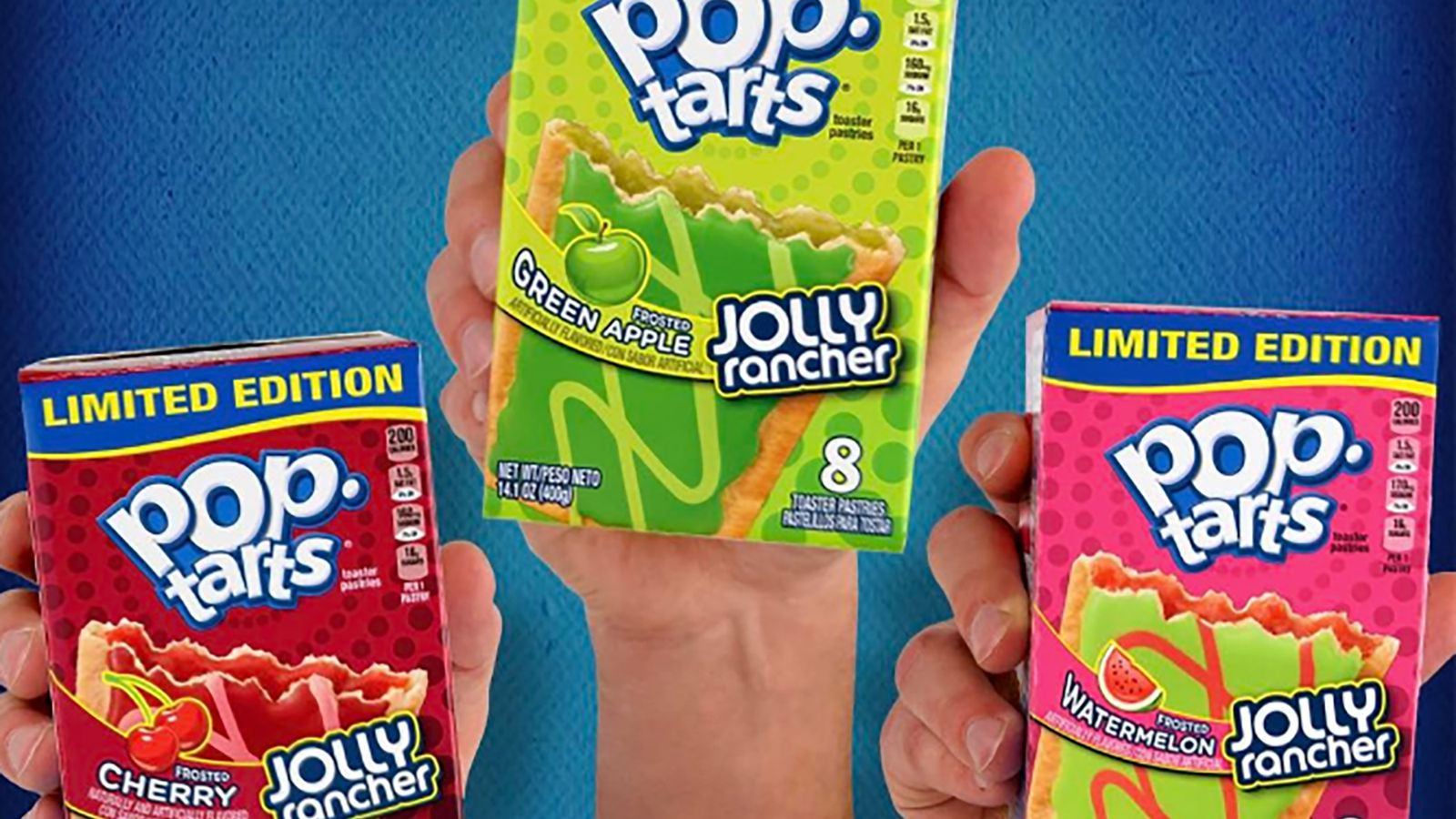 Pop Tarts And Jolly Ranchers Made A Food Baby That Will Rot Your Teeth