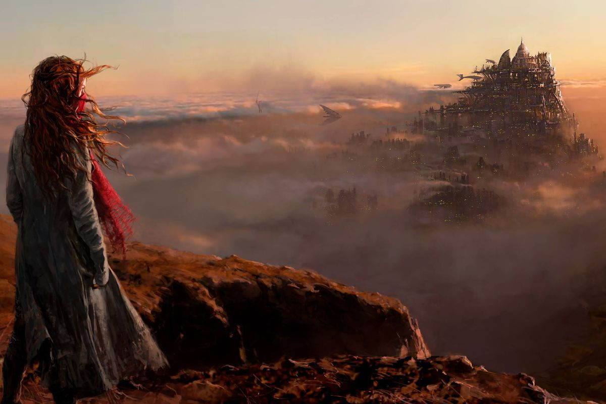 Peter Jackson Goes Steampunk With Mortal Engines Teaser Trailer