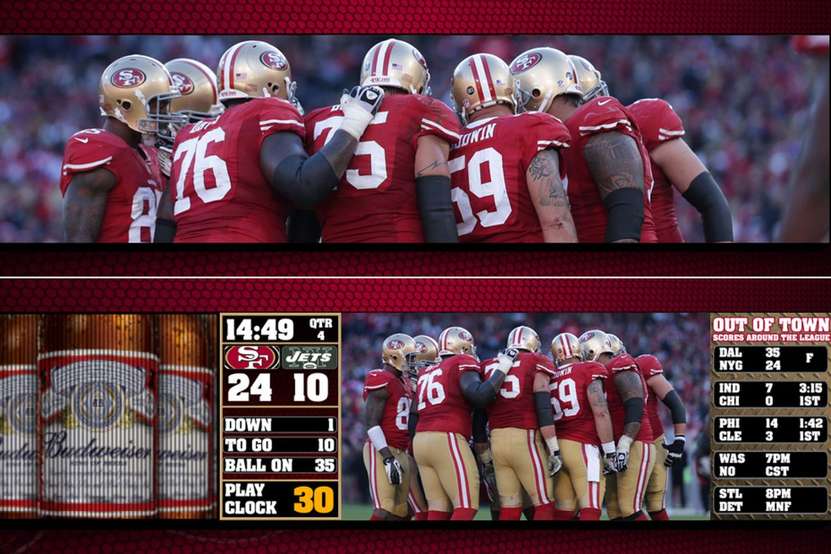 6f0666e8 49ers new stadium: Levi's Stadium to feature Daktronics scoreboard ...