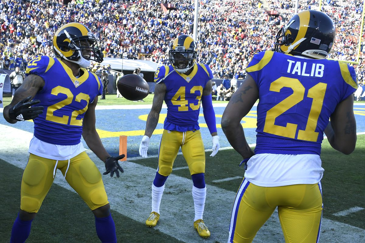 Image result for LA rams