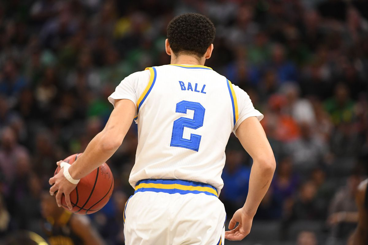 separation shoes 4705f 862c7 NBA Draft Rumors: Lonzo Ball out of shape at Los Angeles ...