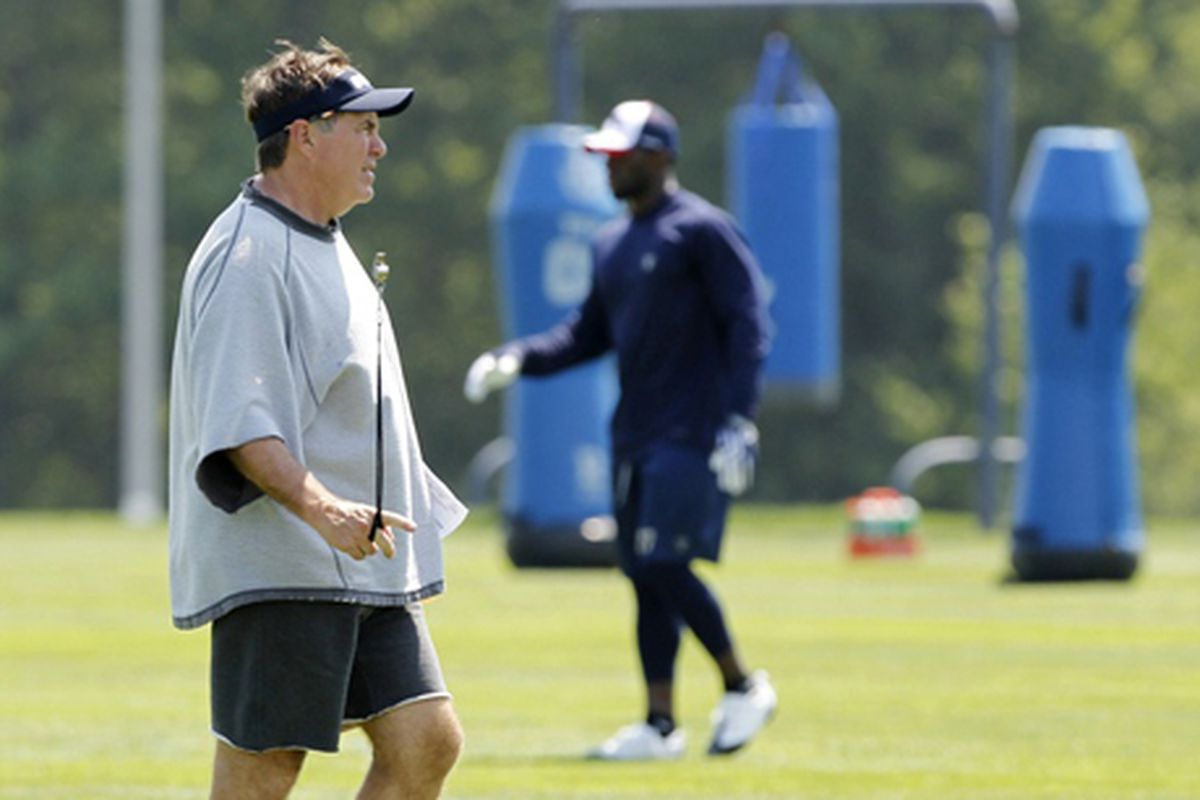 <em>What really makes the world go 'round?  Belichick twirling his whistle. </em>.